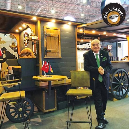 Restoran Otomasyonu Gönül Kahvesi